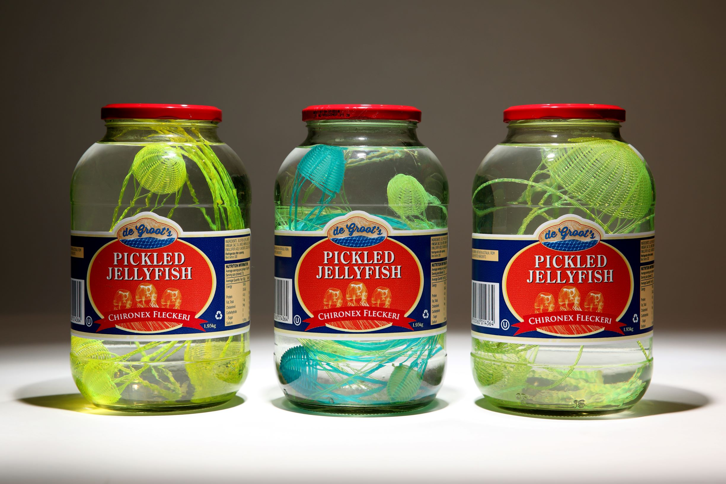 The Jellyfish Pickle